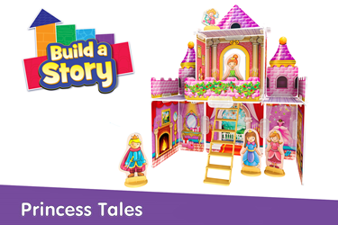 Build A Story Princes Tales