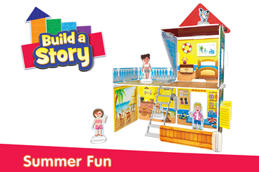 Build A Story Summer Fun