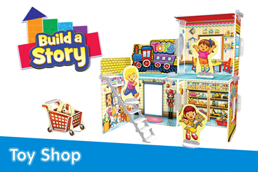 Build A Story Toy Shop