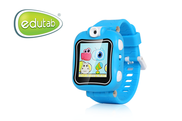 Edutab -Smart Watch Blue