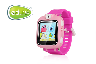 Edutab -Smart Watch Pink