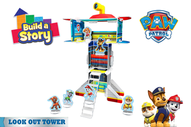 Paw Patrol Look-out Tower