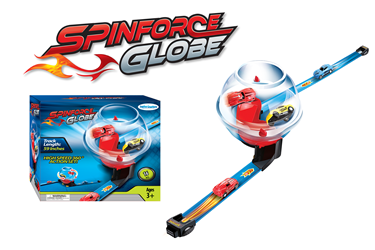 SpinForce Globe